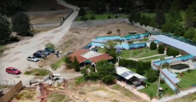 България Сигнал за незаконно строителство на Рупите От община Петрич