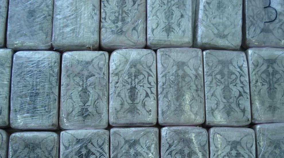 Откриха 17 кг хероин в кола на Дунав мост 2 (СНИМКИ/ВИДЕО)
