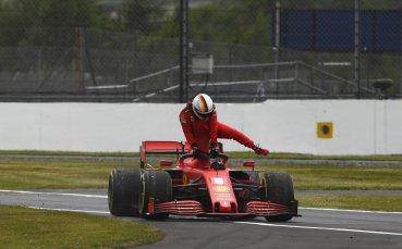 Ферари обясни причините за провала на Фетел