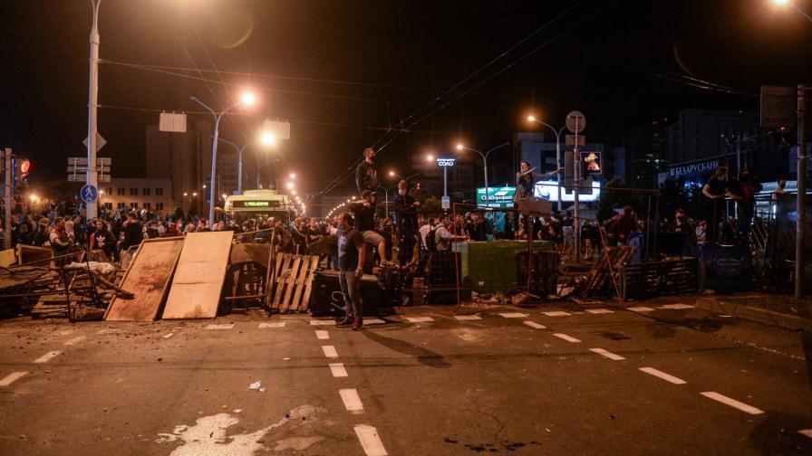 Протестите в Беларус не стихват