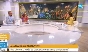 Политолог: Протестите заприличаха на предизборна кампания
