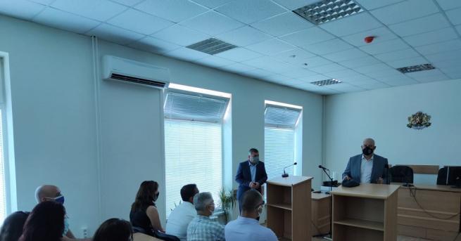 Днес главният прокурор на Република България Иван Гешев, участва в