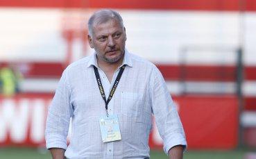 Петко Петков: Не трябва да се правят генерални изводи от един мач