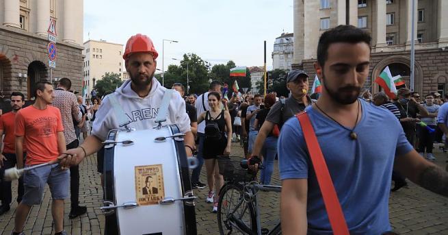 На 34-тия ден на антиправителствени протести. Основните искания са за