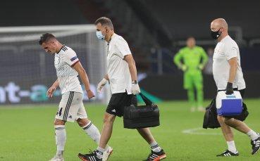 Проблеми за Базел преди сблъсъка с ЦСКА