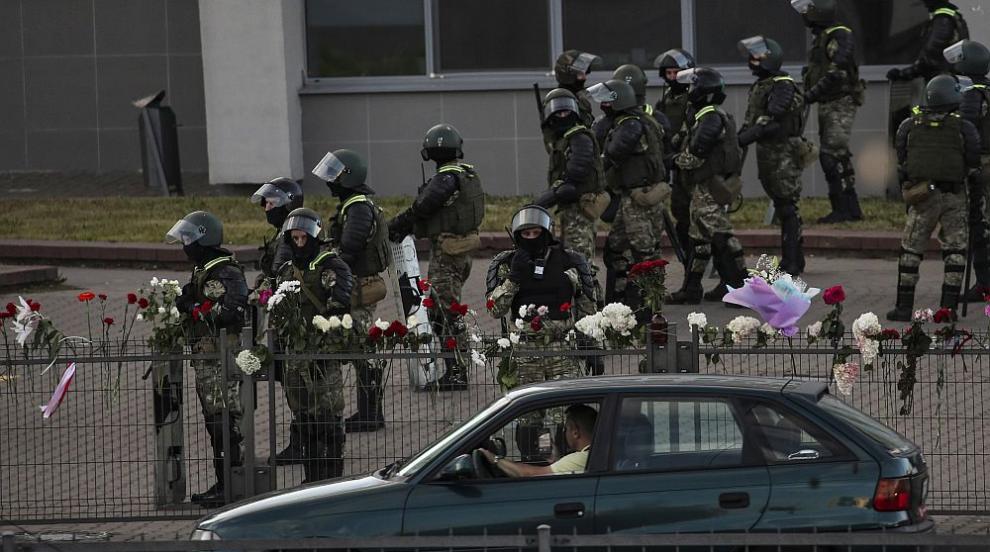 Напрежението и бунтовете в Беларус не стихват