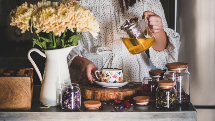 Ползите от пиенето на чай