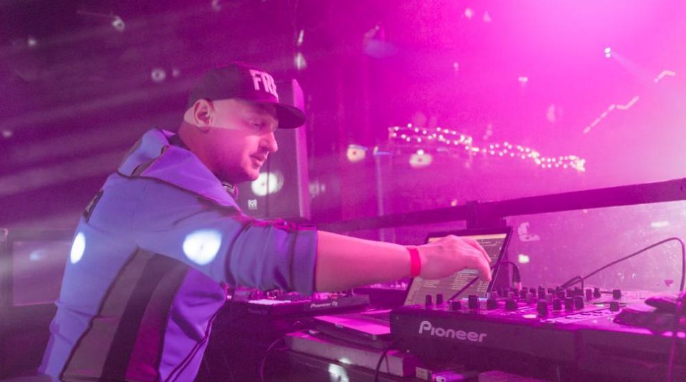 DJ Dian Solo от Deep Zone Project е с коронавирус