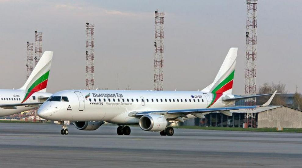 """""""България Еър"""" възстановява полетите до Израел"""
