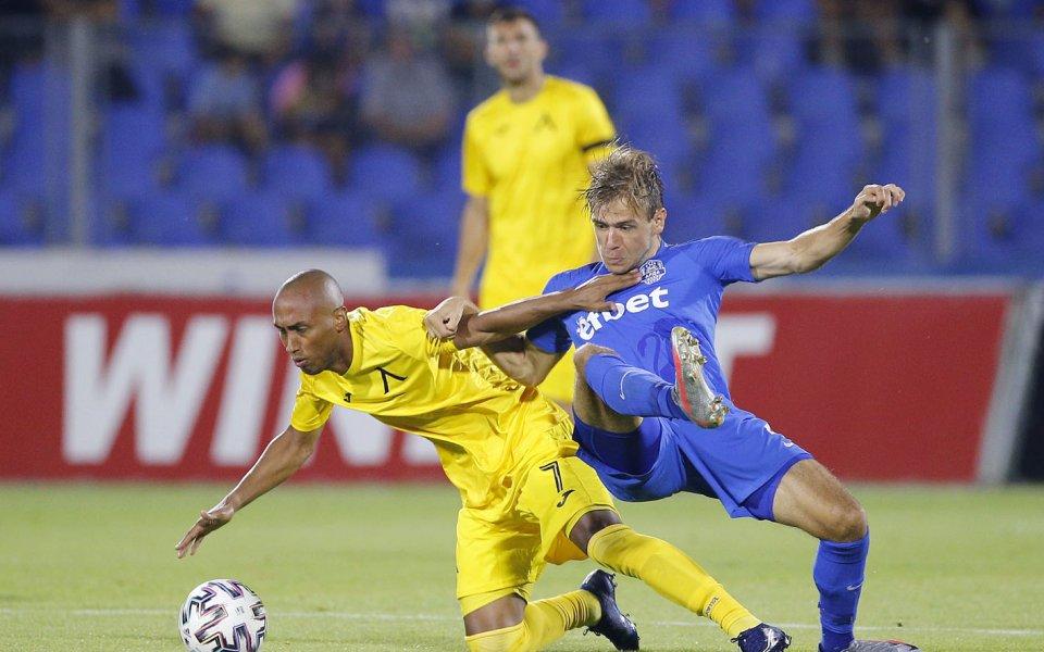 Арда и Левски играят при резултат 1:1в мач от втория