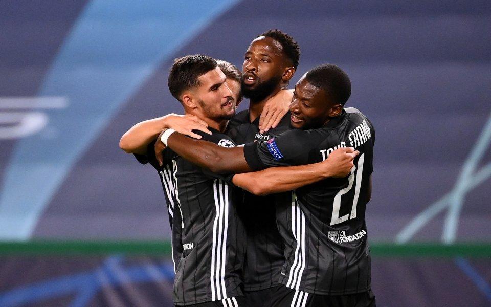 Отборът на Олимпик Лион постигна класическа победа с 3:0 като