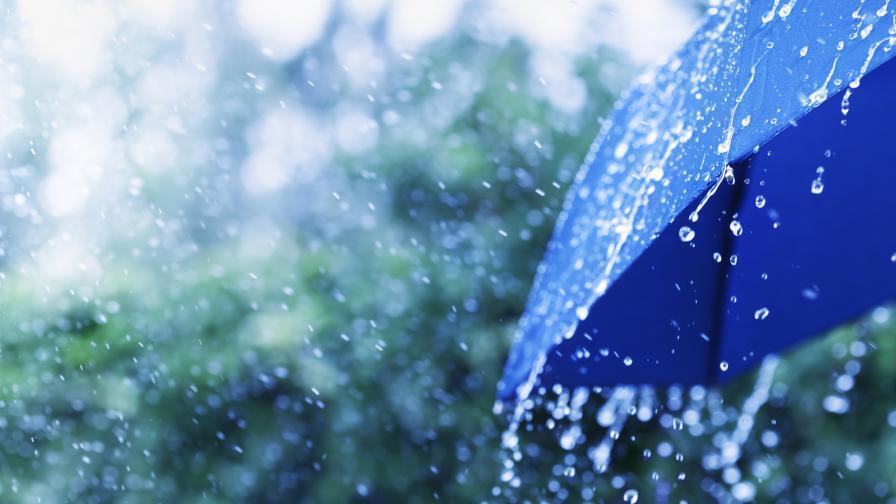 Дъжд и силен вятър днес, докога ще продължи захлаждането