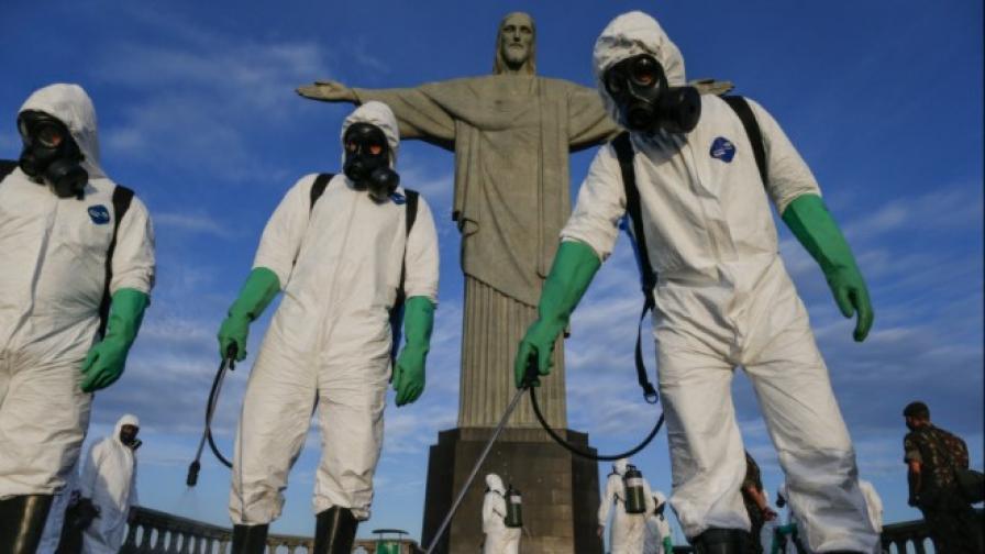 Статуята на Исус Христос в Рио отново отвори за посетители