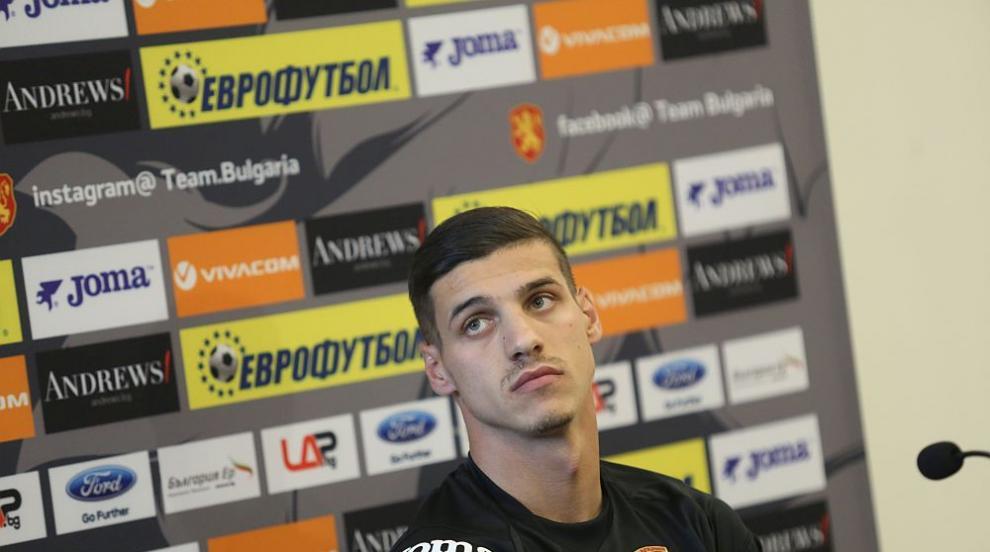 Кирил Десподов: Очарован съм от Лудогорец, не ходя с...