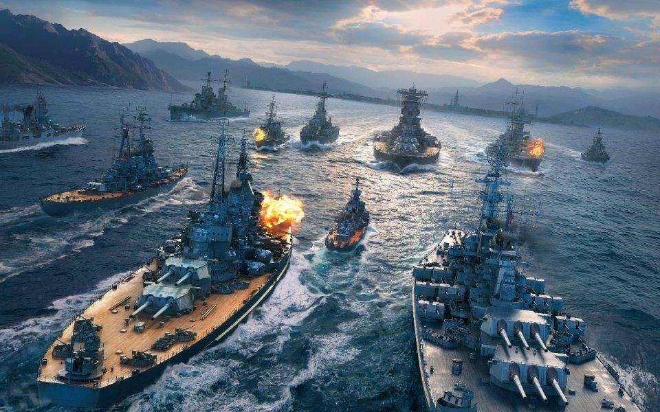 """6 причини защо """"домашните адмирали"""" навсякъде по света трябва да играят World of Warships"""