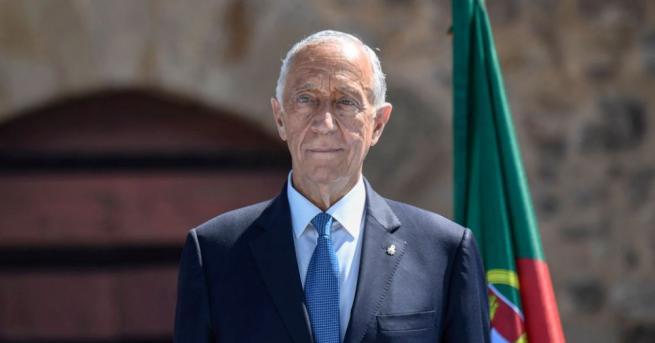 Президентът на Португалия Марсело Ребело де Соуса спаси от удавяне