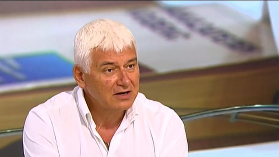 Пламен Киров: ГЕРБ подходиха твърде лековато