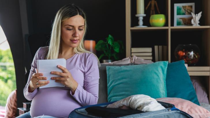 Подготовка преди раждането: кои са най-важните неща, които да сложите в чантата си за болницата