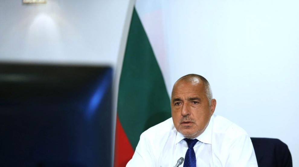 Борисов обяви четири стъпки за възстановяване от Covid...
