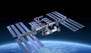 Международната космическа станция (МКС)