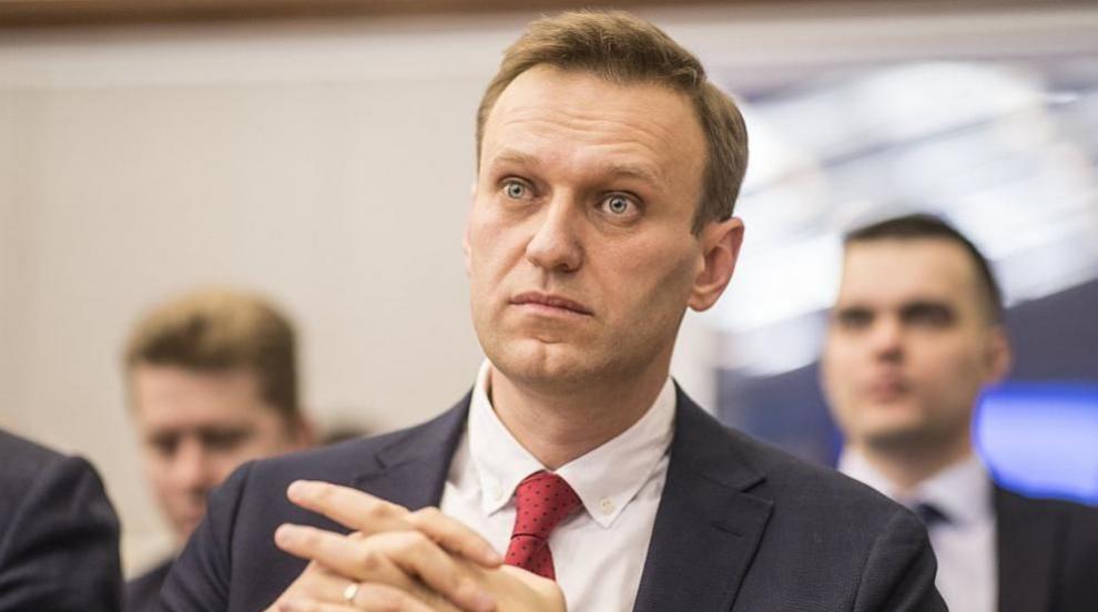 Навални вече ходи самостоятелно (СНИМКИ)