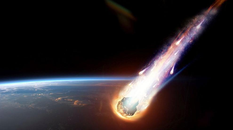 Астероид ще се разбие на Земята ден преди изборите в...