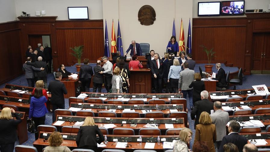 Преизбраха Талат Джафери за председател на парламента на Северна Македония