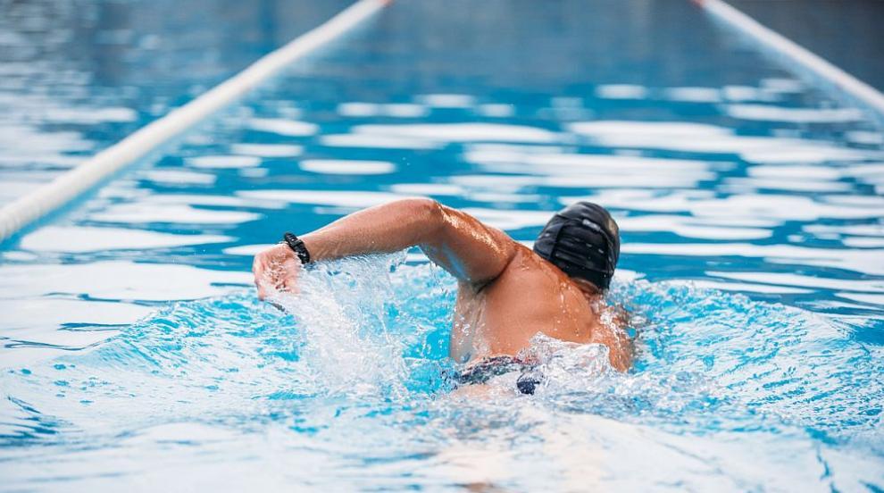Българин подобри световен рекорд по плуване (ВИДЕО)