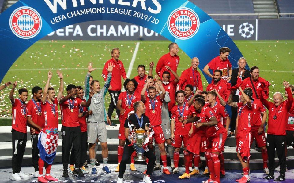 Байерн разбра потенциалните си съперници на старта на Световното клубно първенство