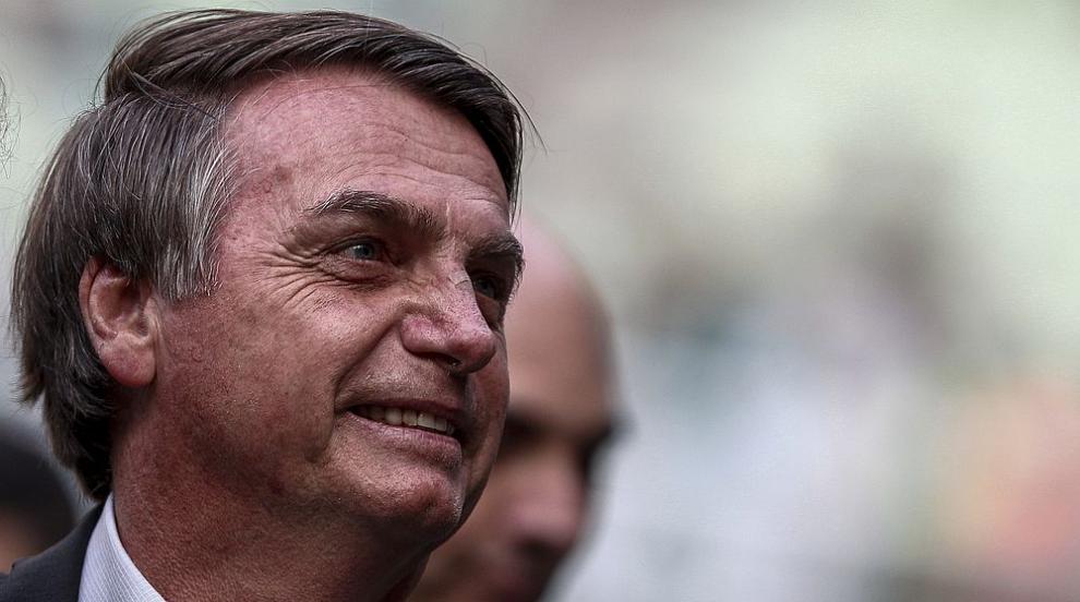 Бразилският президент заплаши да удари журналист,...
