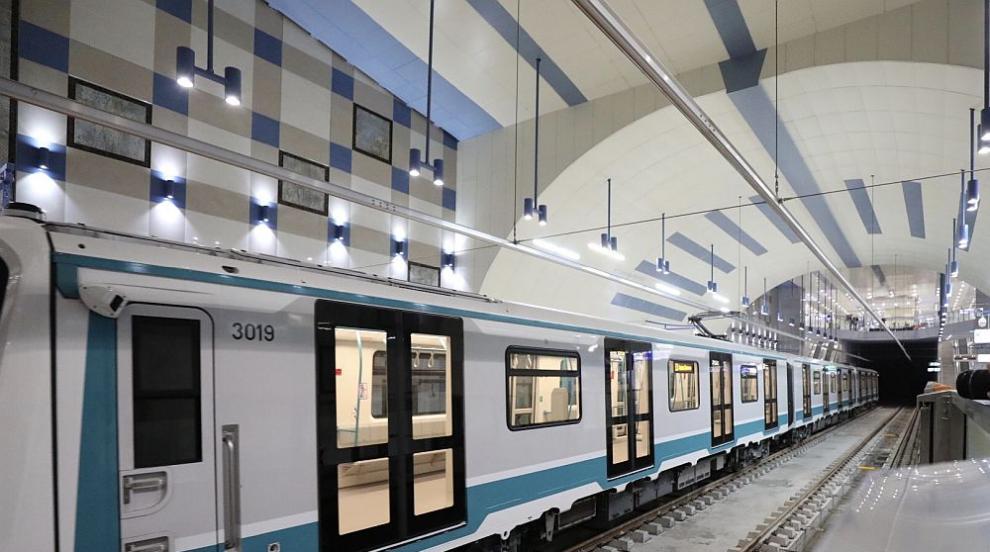 Арестуваха мъж в метрото след забележка за неносене...