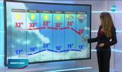 Прогноза за времето (27.08.2020 - следобедна емисия)