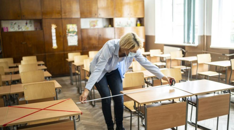 Учителка от Зараево е с COVID-19