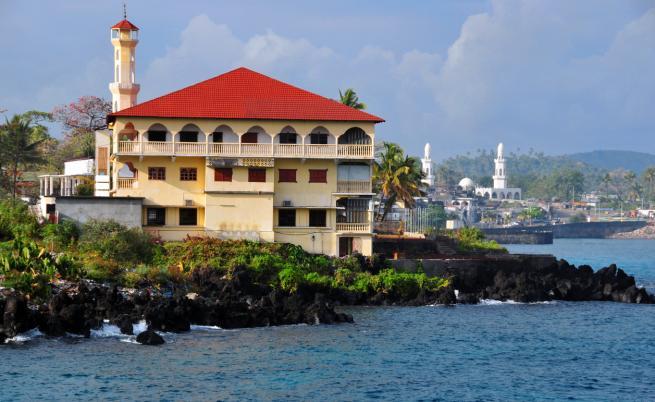 Коморски острови