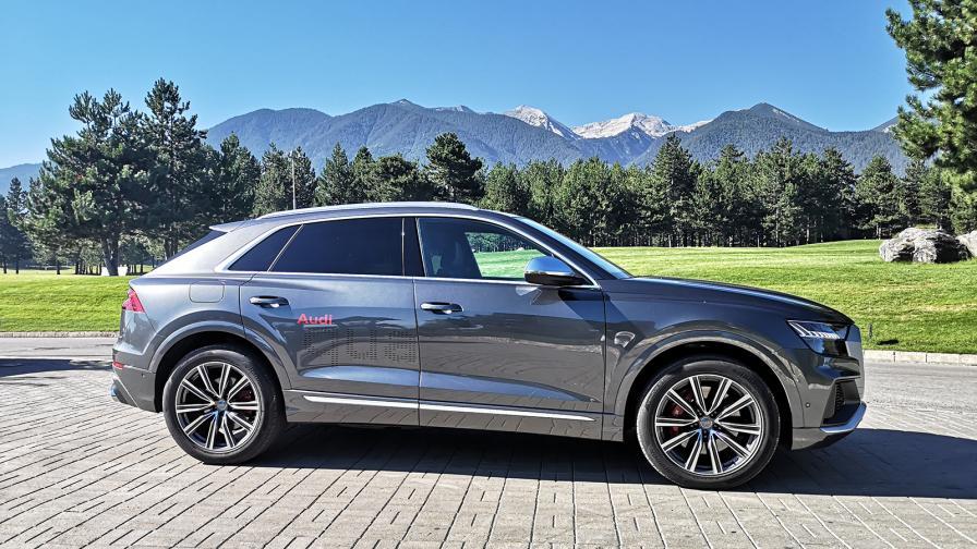 <p>Тестваме Audi SQ8 с най-мощния дизел в Европа</p>