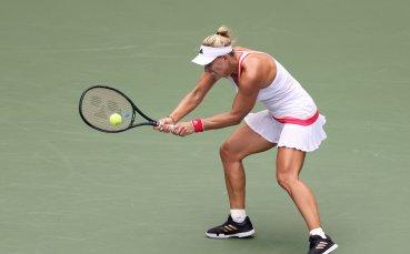 Кербер отпадна в първия кръг на турнира в Дубай