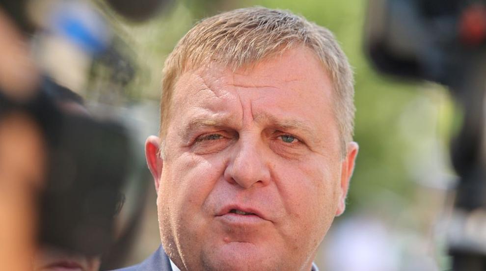 Каракачанов: Партия на Цветанов няма да промени нищо...