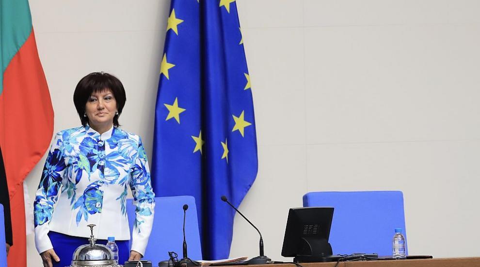 Караянчева: Неуспяла кметица си вдига рейтинга си...