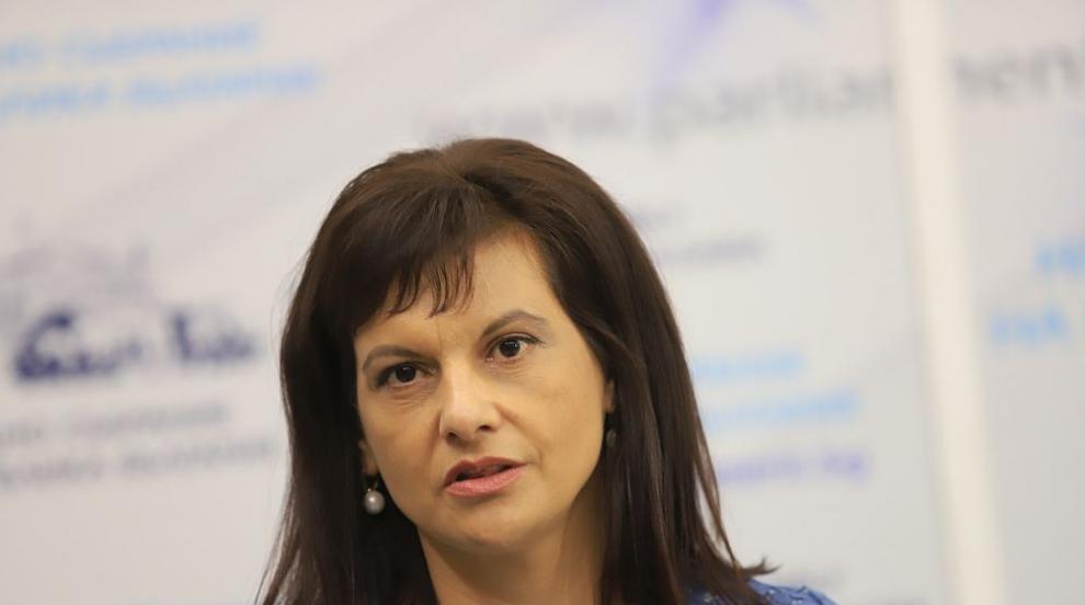 Дариткова: Радев е най-високопоставеният говорител...