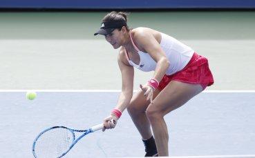 Мугуруса: Беше труден мач, Кори е бъдещето на тениса