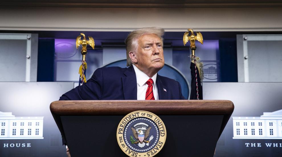 Гаф на Тръмп, нарича Макрон премиер
