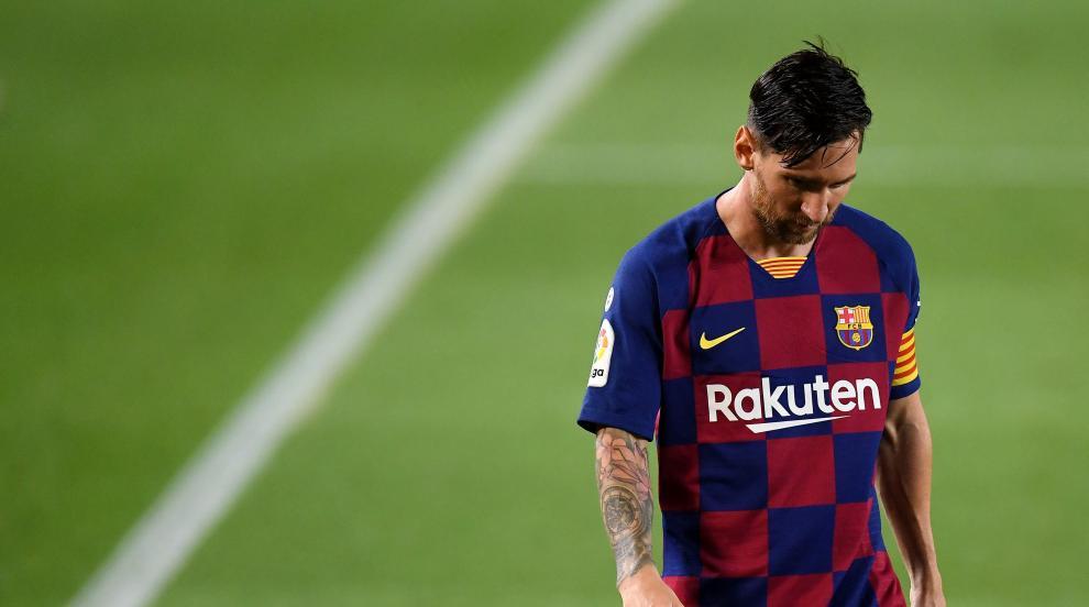 Барселона очаква трансфер на Меси в Манчестър Сити