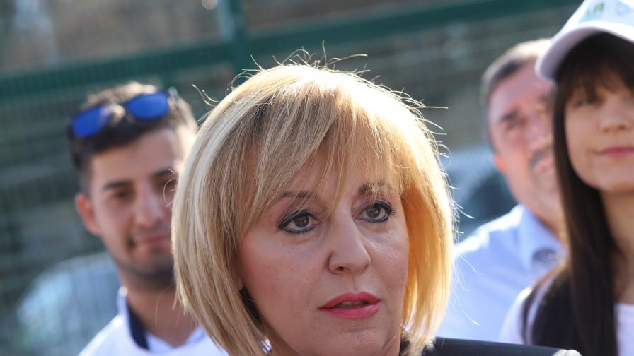 Реакции в мрежата: Мая Манолова с фейк нюз