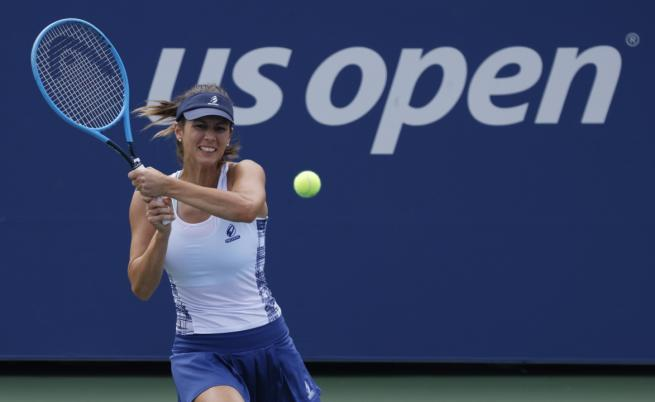 Цвети Пиронкова е на осминафинал на US Open