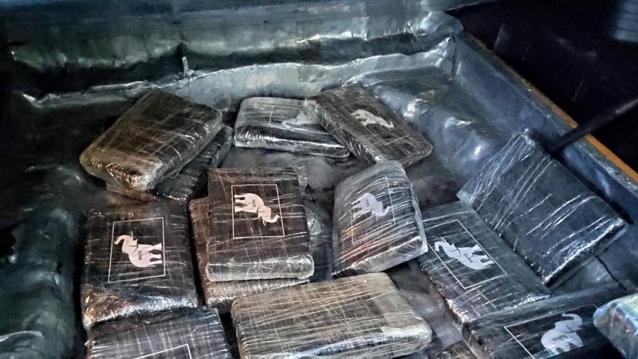Задържаха двама, опитали да пренесат кокаин за 5 млн. лева