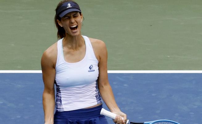 """Цвети Пиронкова се класира на ¼-финал на """"Ю Ес Оупън"""""""