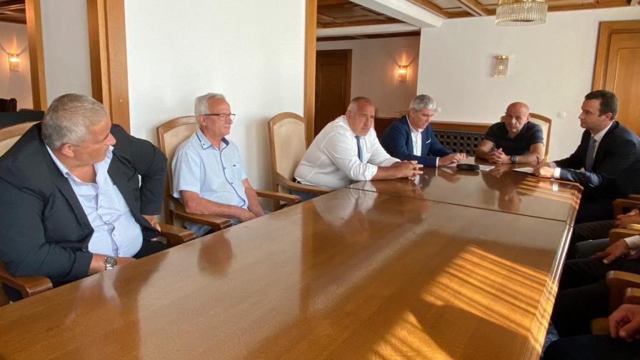 """Борисов говори със синдикатите за """"Марица-изток"""", държавата отпуска 55 млн. лева"""