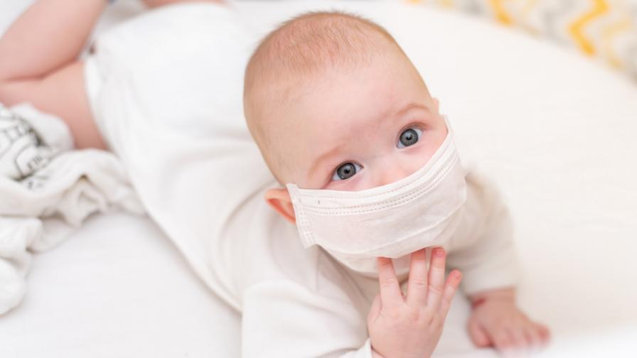 <p>Бебе на 9 месеца е диагностицирано с COVID-19</p>