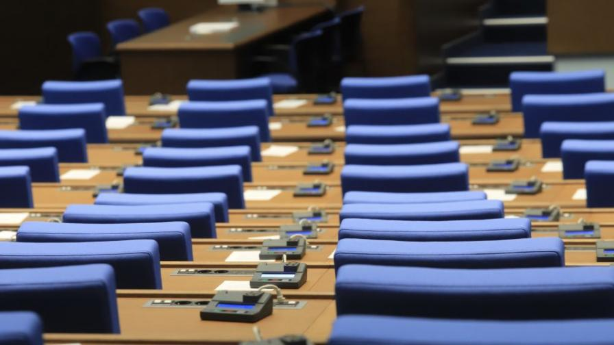 Депутатите събраха кворум, гласуват промените в Изборния кодекс