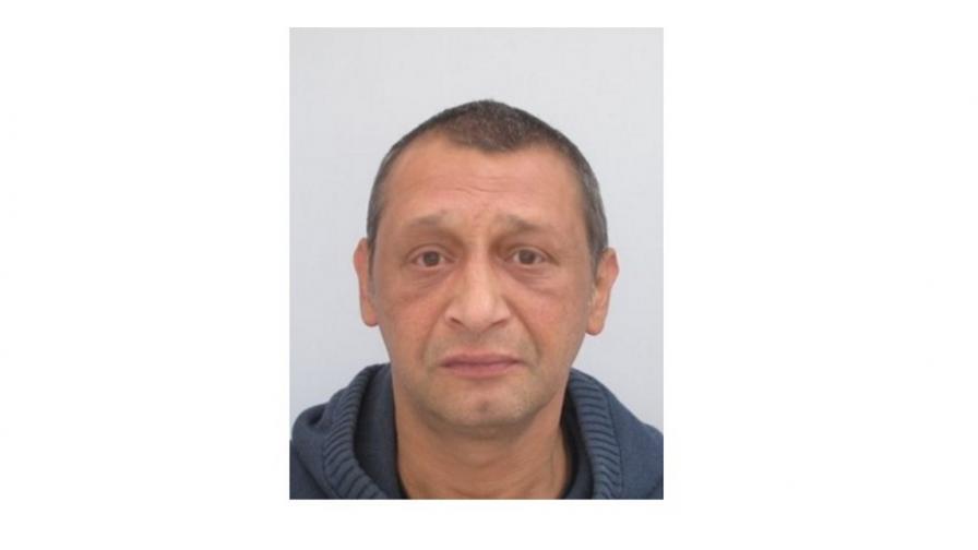 Столичната полиция издирва 47-годишен мъж